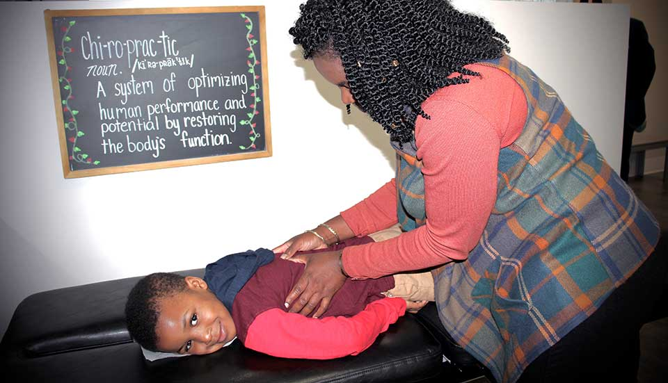 Chiropractic care for children in  at Virtue Chiropractic